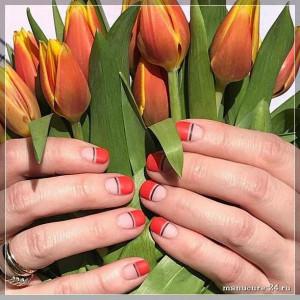 Геометрические ногти фото новинки 2021 дизайн