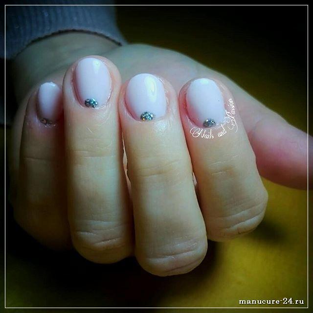 Короткие ноготки: особенности дизайна