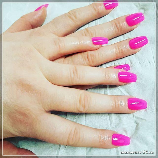 Светлый цвет маникюра на лето 2021, фото идеи дизайна ногтей
