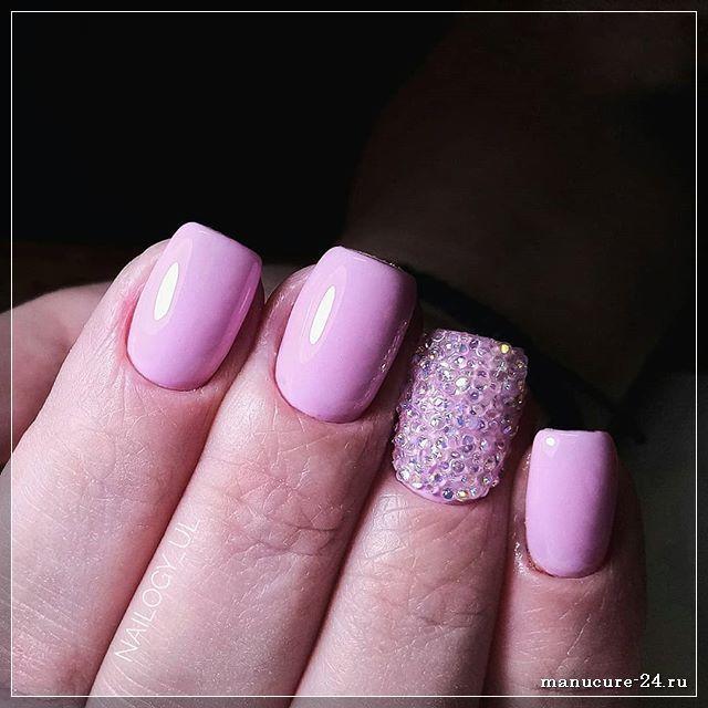 Френч на нарощенные ногти: особенности оформления