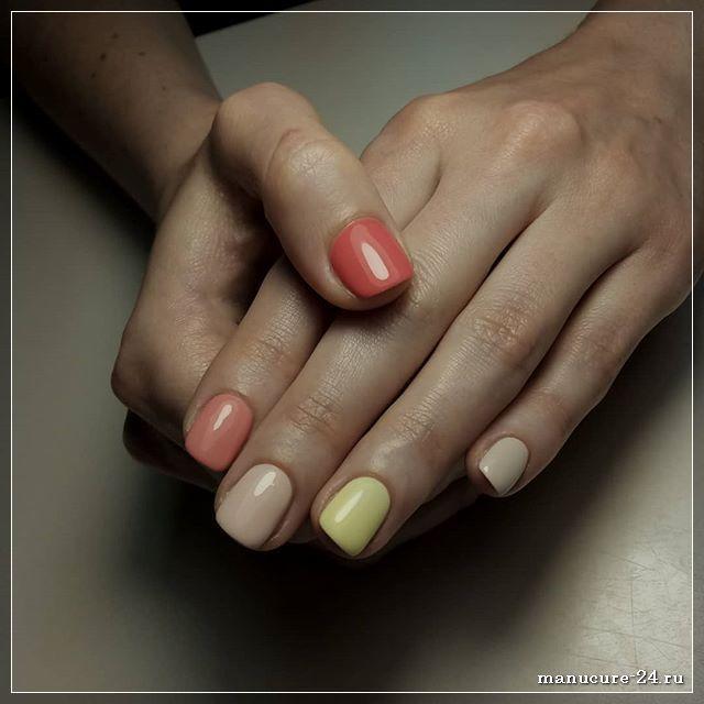 Цвета лаков для ногтей: на что обратить внимание?