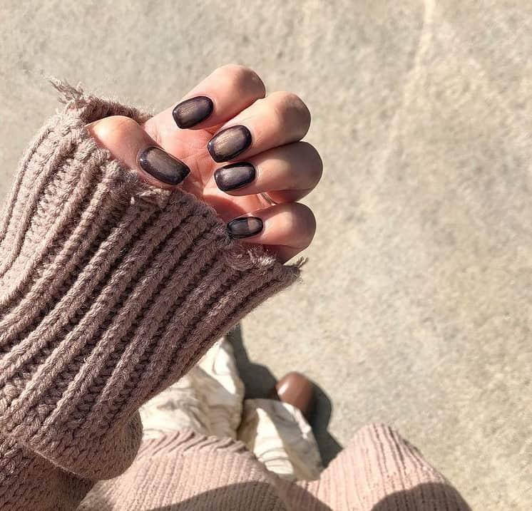 Топ-22 впечатляющих дизайна квадратных ногтей 2021 года